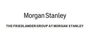 Morgan Stanley the Friedlander Group